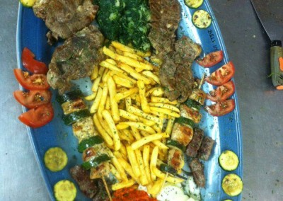 Meat grill mix