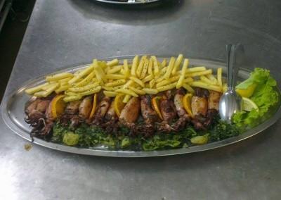Fish grill mix