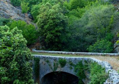 Roman Bridge - Kod Križa