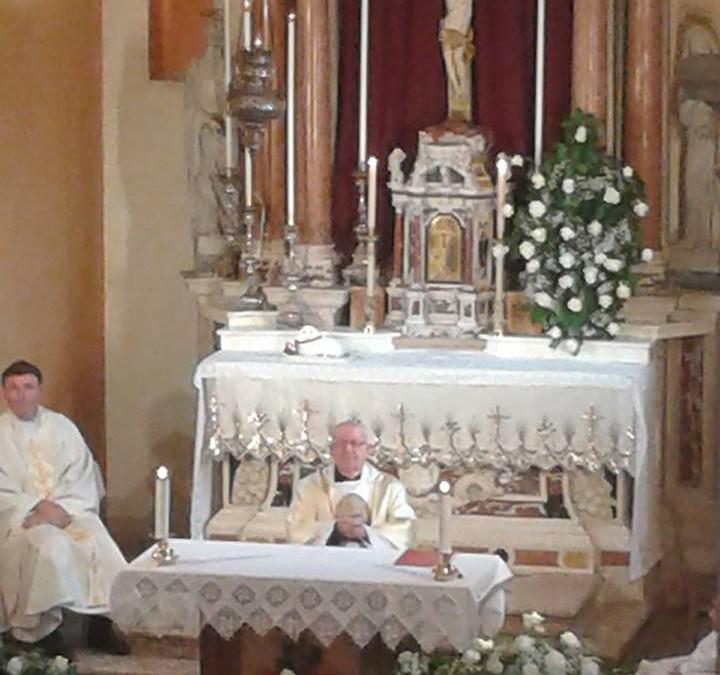 Proslava 75 godišnjice Mons. Josipa Bandere
